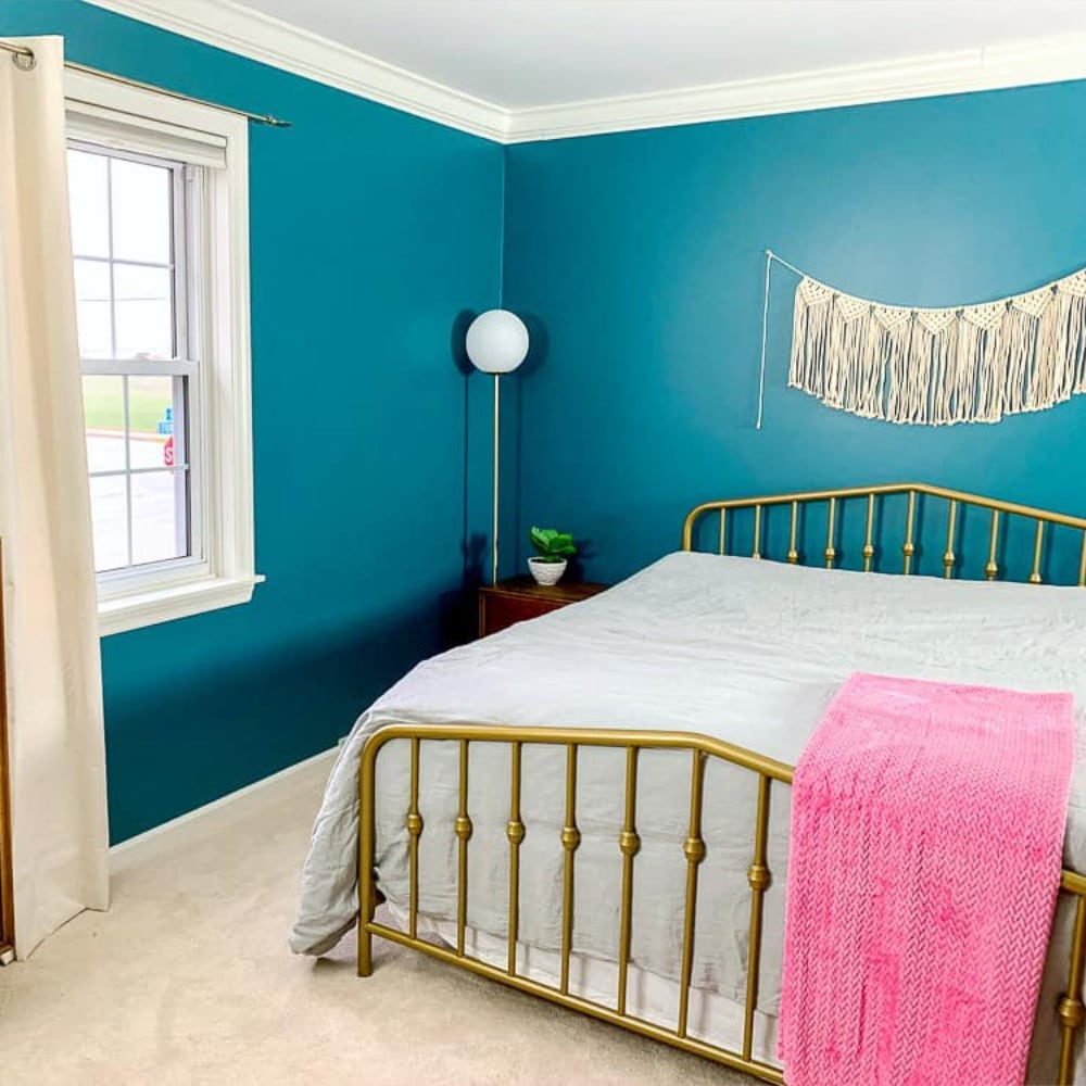 A Turtles Life for Me Blog - After Painting & Installing Crown Molding